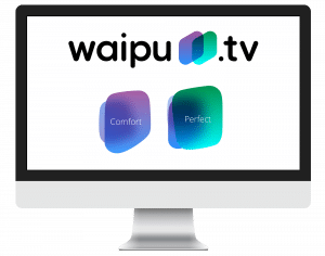 waipu user interface