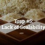 Keynote Saastock in Berlin | CEO Dr. Ricco Deutscher | Fehlende Skalierbarkeit | Trap #5 Lack of Scalability