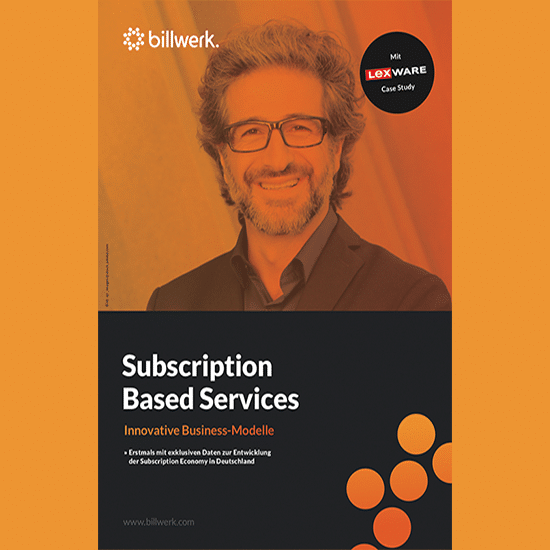 billwerk Subscription Industry Report