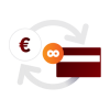 Recu. Payment Icon | Acquirer