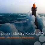billwerk Subscription Industry Report 2021 Cover