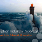 subscription industry report 2021 visual